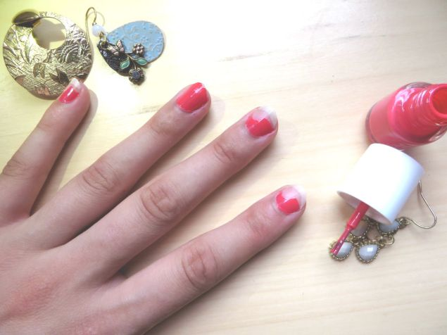 summer nail tutorial